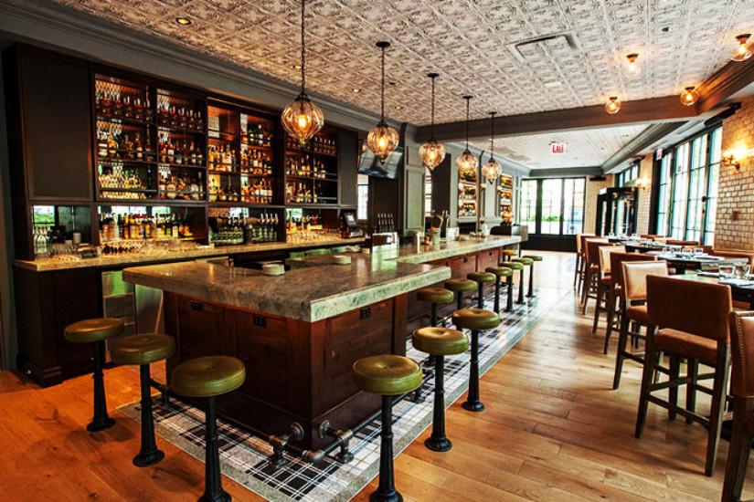 Perkins+Will Discovery the amazing design of Beacon Tavern