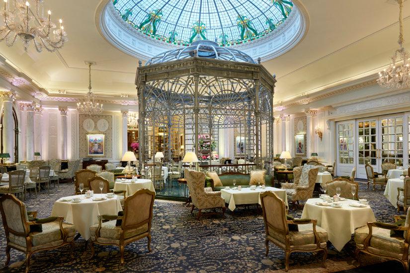 The Savoy art deco luxury hotel