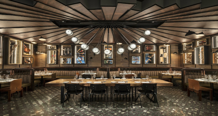 Wang restaurant interior design ideas