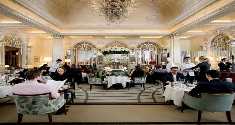 claridges luxury hotel