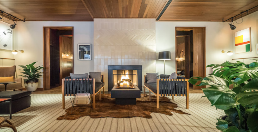 hospitality design trends to look for