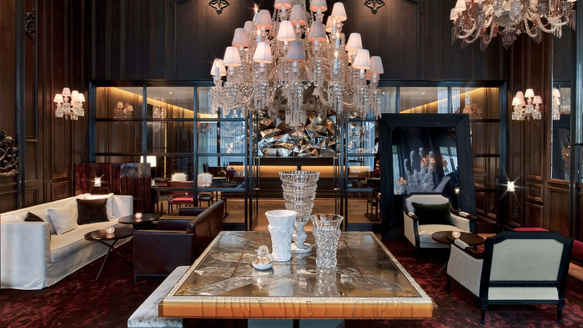 Woods Bagot: Discovery Baccarat Hotel and Residences
