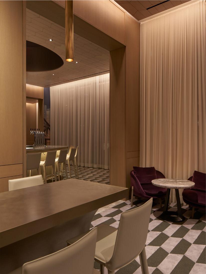 Z Bar Discovery Yabu Pushelberg's interior design (5)