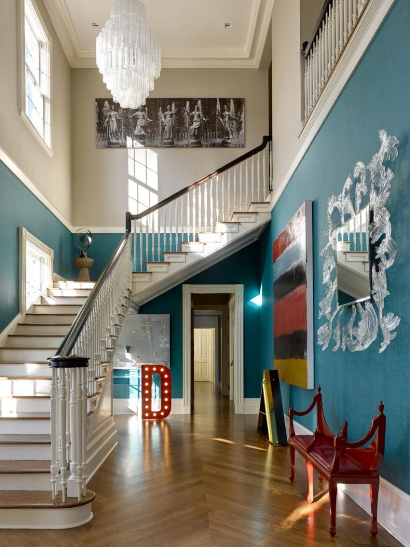 Hotel stairways ideas