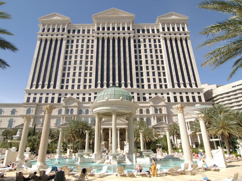 Top 16 best hotels in Las Vegas