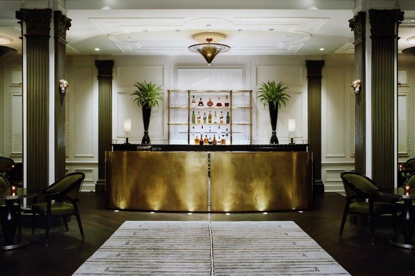 Modern Restaurant Interior Design by Champalimaud