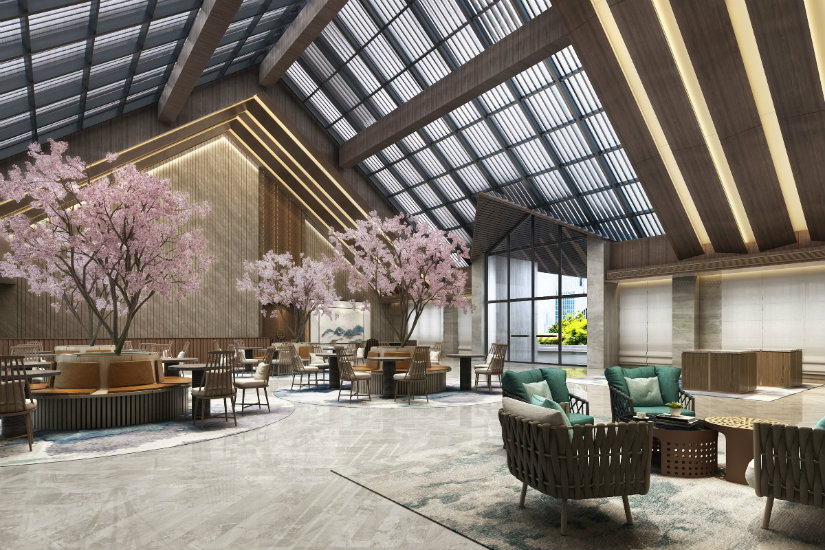 Hilton luxury hotels 2019 openings Conrad Hangzhou