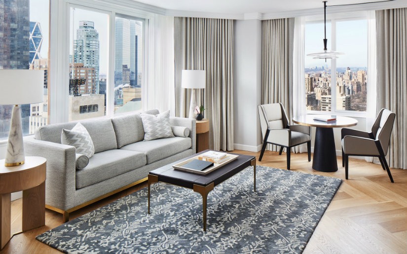 Hilton luxury hotels 2019 openings Conrad New York