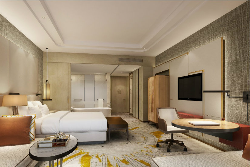 Hilton luxury hotels 2019 openings Conrad Tianjin