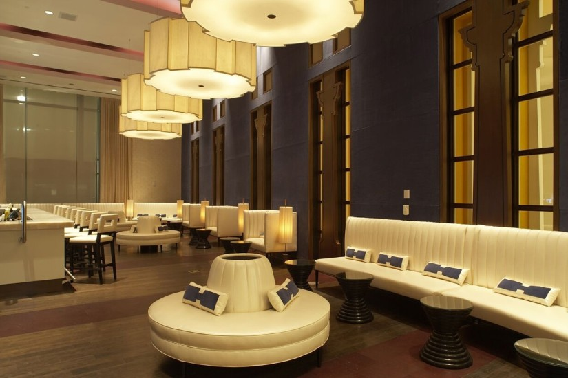 Crush Bar Interior Design Inspirations