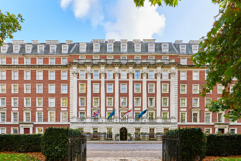 Hilton luxury hotels 2019 openings LXR Mayfair