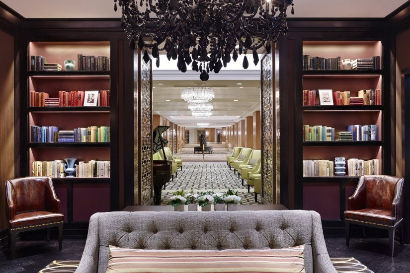 Library Bar - Interior Design Inspirations