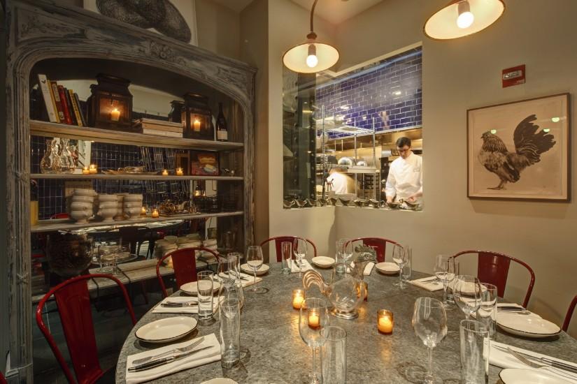 Best Restaurant Interior Designs by Champalimaud