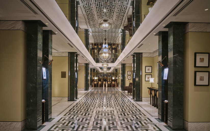 Hilton luxury hotels 2019 openings Waldorf Astoria