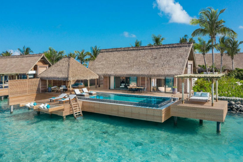 Hilton luxury hotels 2019 openings Waldorf Astoria Maldives