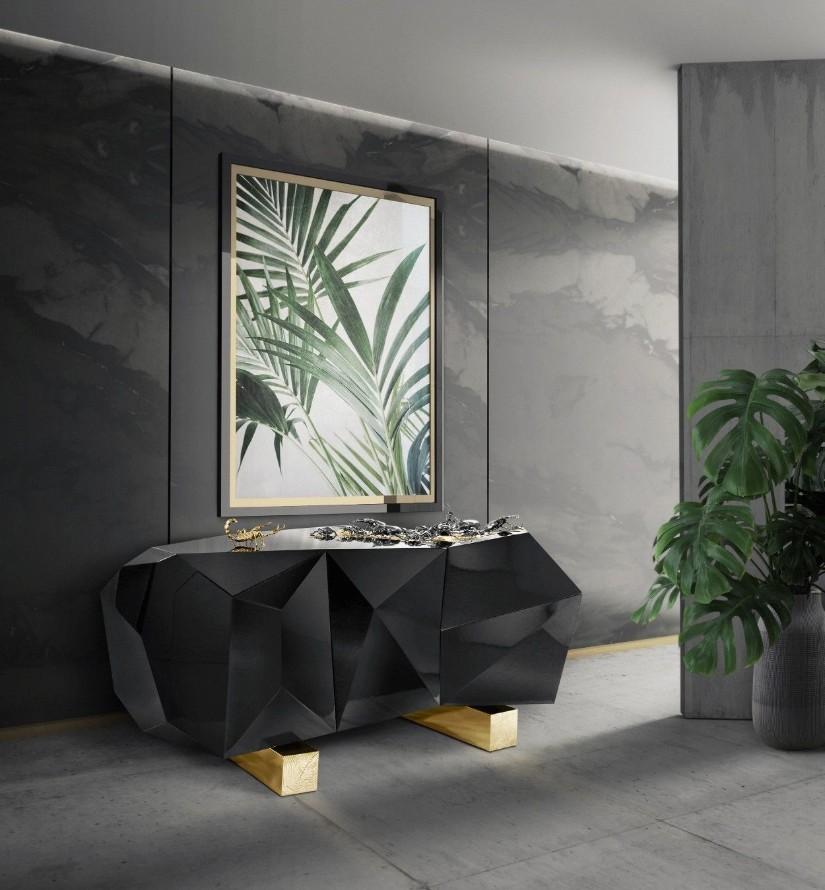 Sideboard - Interior Design Trends 2019