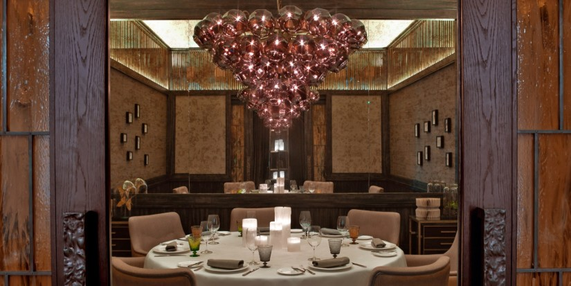 HBA restaurant interior design project