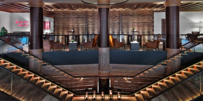 Modern Interior Design Restaurant Project by HBA