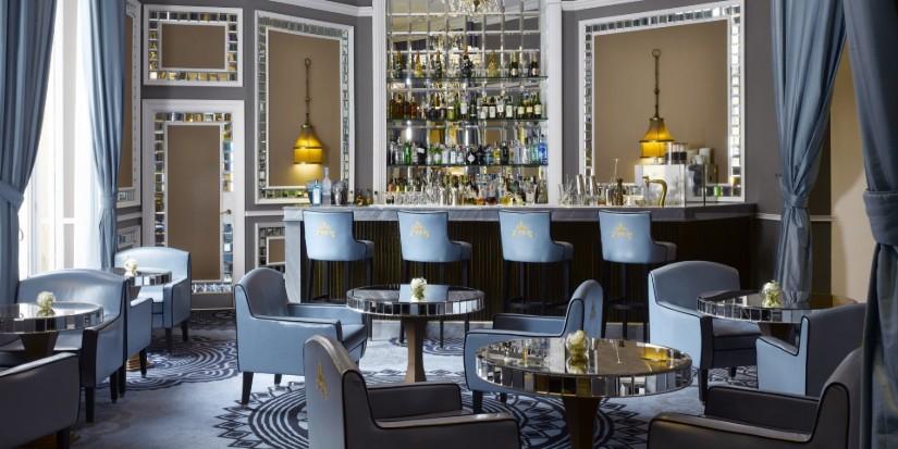 Modern Interior Design Restaurant by HBA