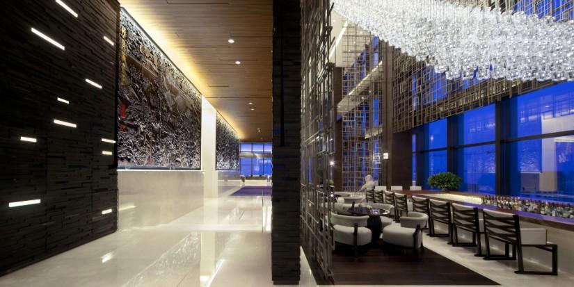 HBA interior design restaurant projects