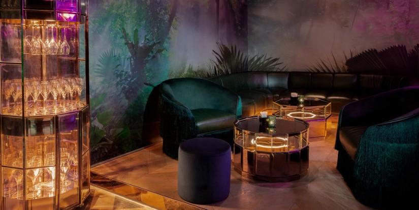 HBA restaurant project - modern interior design inspiration