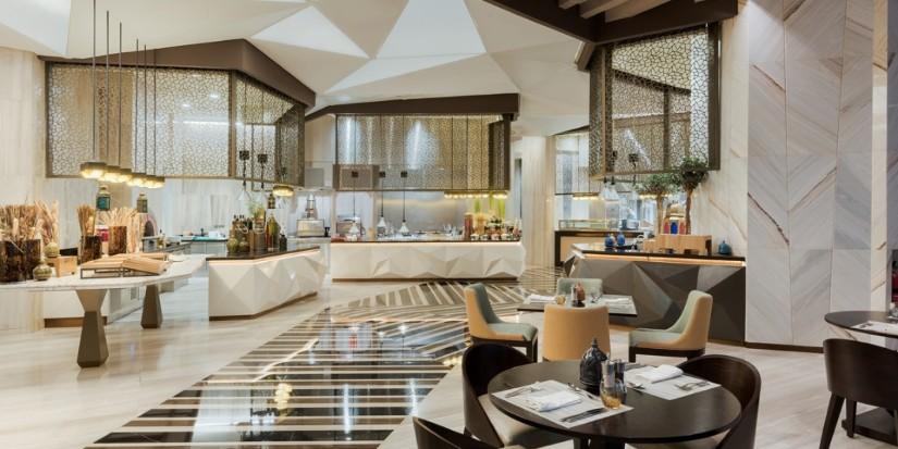 HBA modern interior design restaurant project - The Kitchen