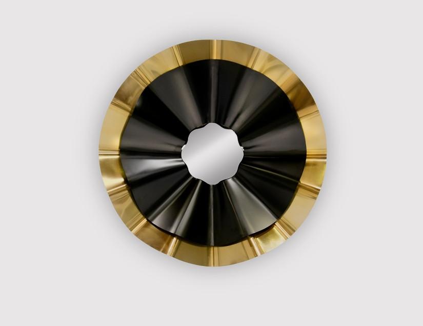 Reve Mirror - Golden Metallics trend 2020