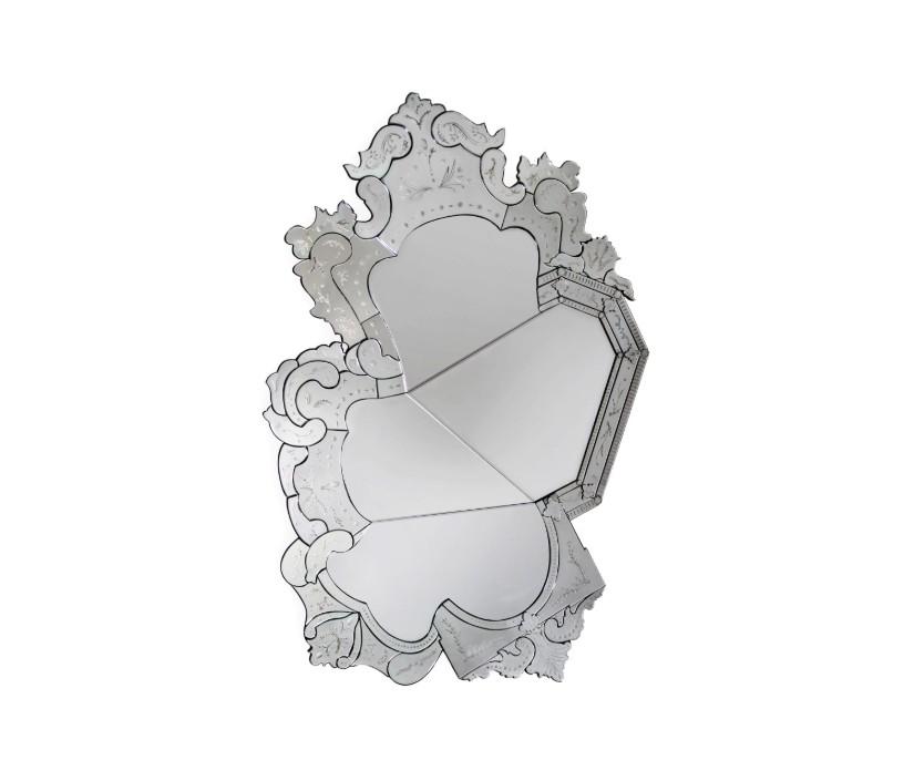 Venice Mirror - Golden Metallics decor trend 2020