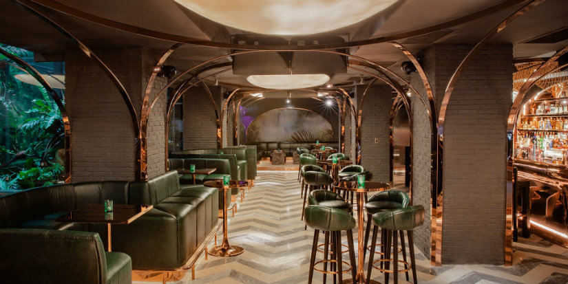 10 Modern Interior Design Restaurant Projects By Hba