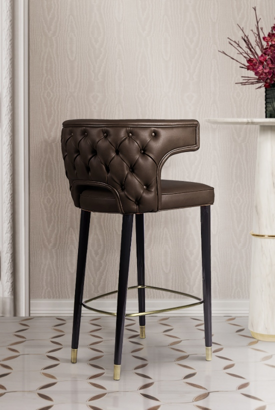 Brabbu Contract Bar Chair Collection