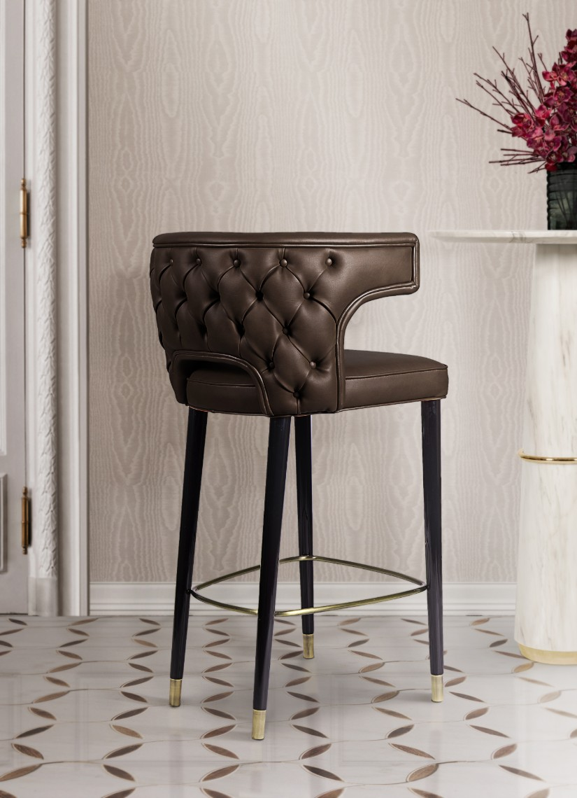 Brabbu Contract Bar Chair