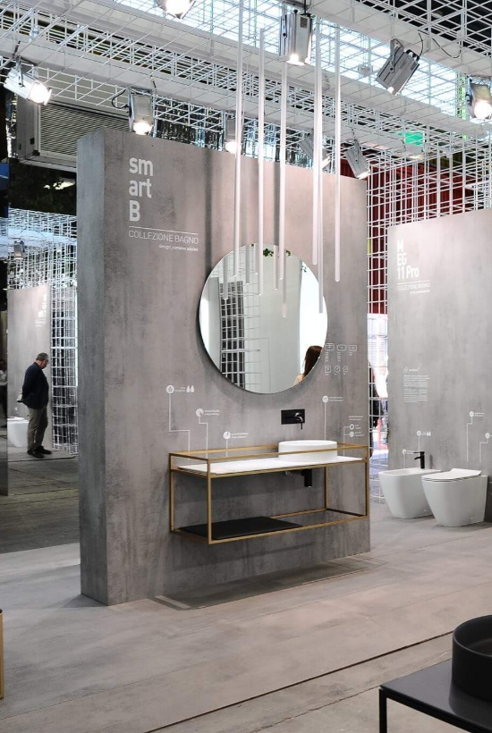 Cersaie 2019 Bathroom Design