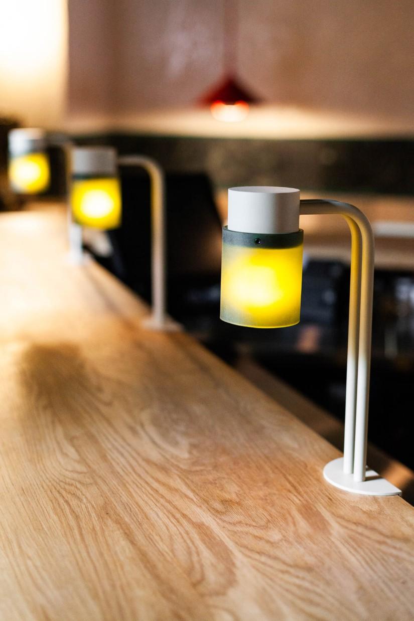 Contemporary lighting Vinvinvin Wine Bar
