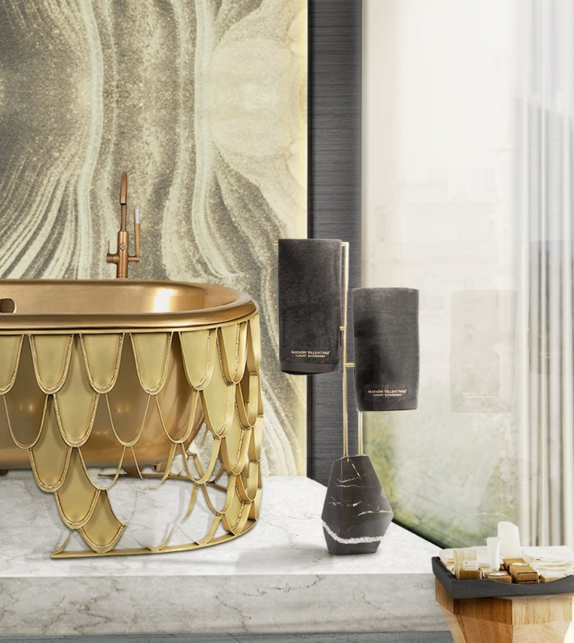 Luxury Hotel Bathroom Inspiration