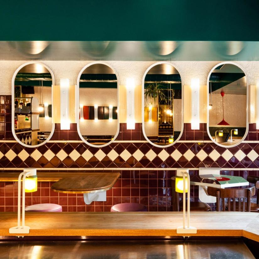 Interior design Vinvinvin bar