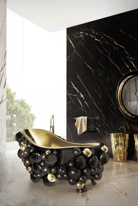 Luxury hotel Bathroom Trends