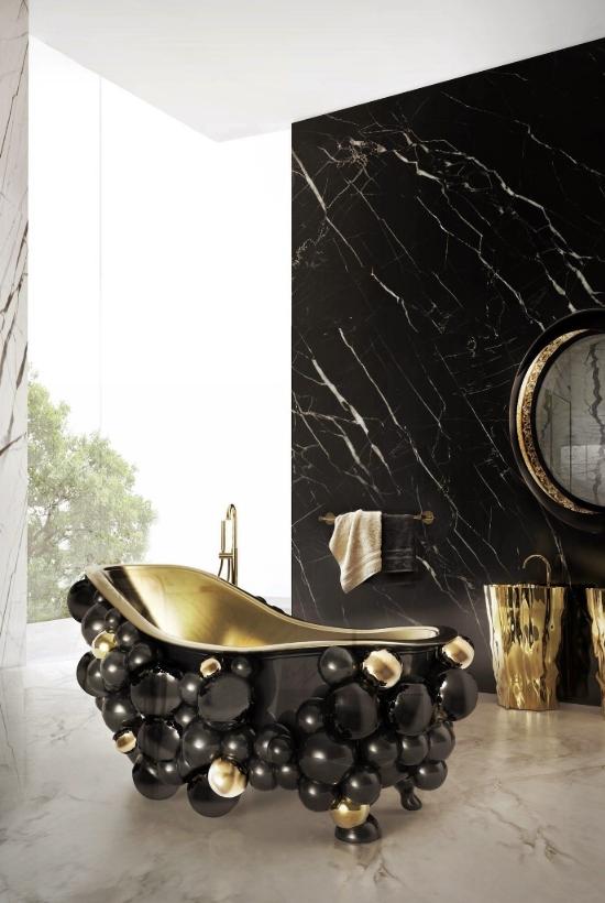 Luxury hotel Bathroom Trends