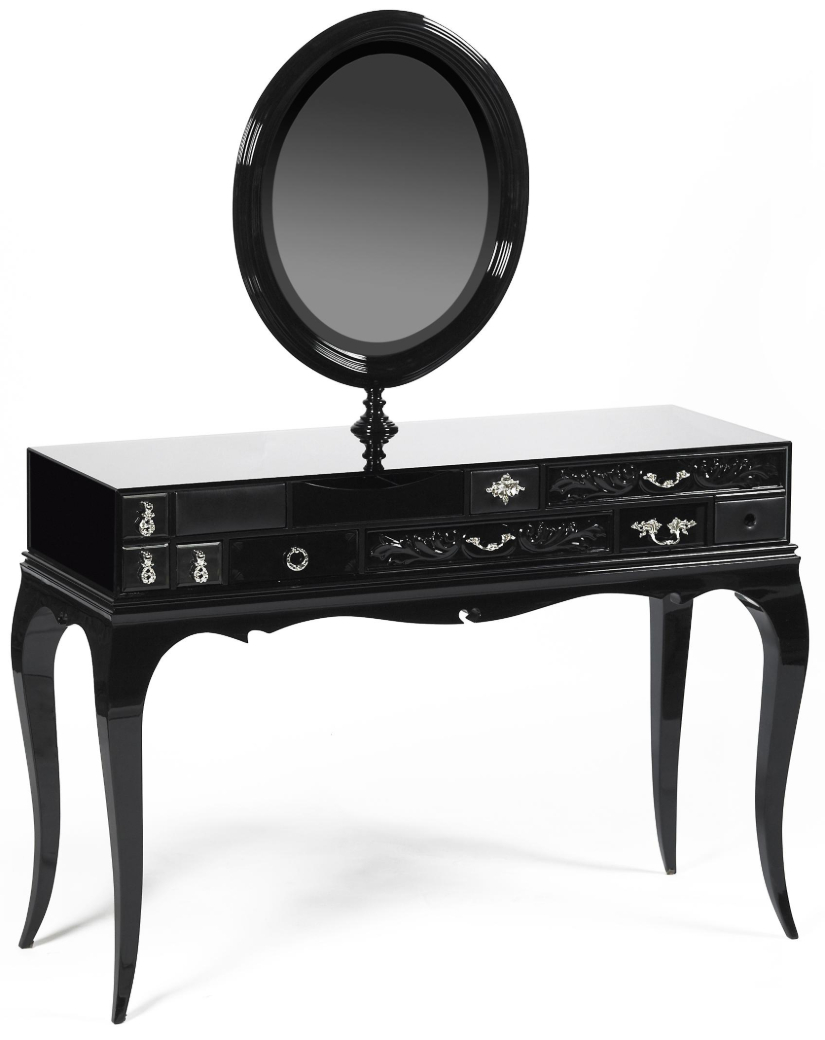 Melrose Dressing Table - Luxury Hotel Interior Trends