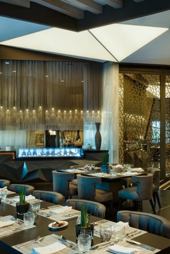 Contemporary Restaurant Interior Design Inspirations And Ideas