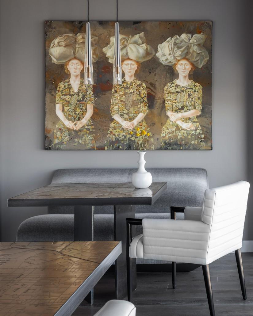 Modern Interior Design Sacramento House