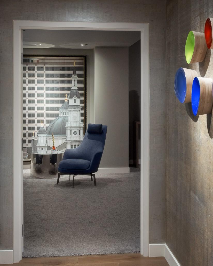 Penthouse Contemporary Interior Design