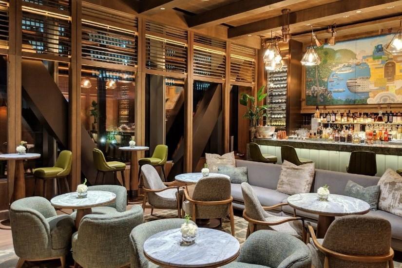 St. Regis Hong Kong Bar