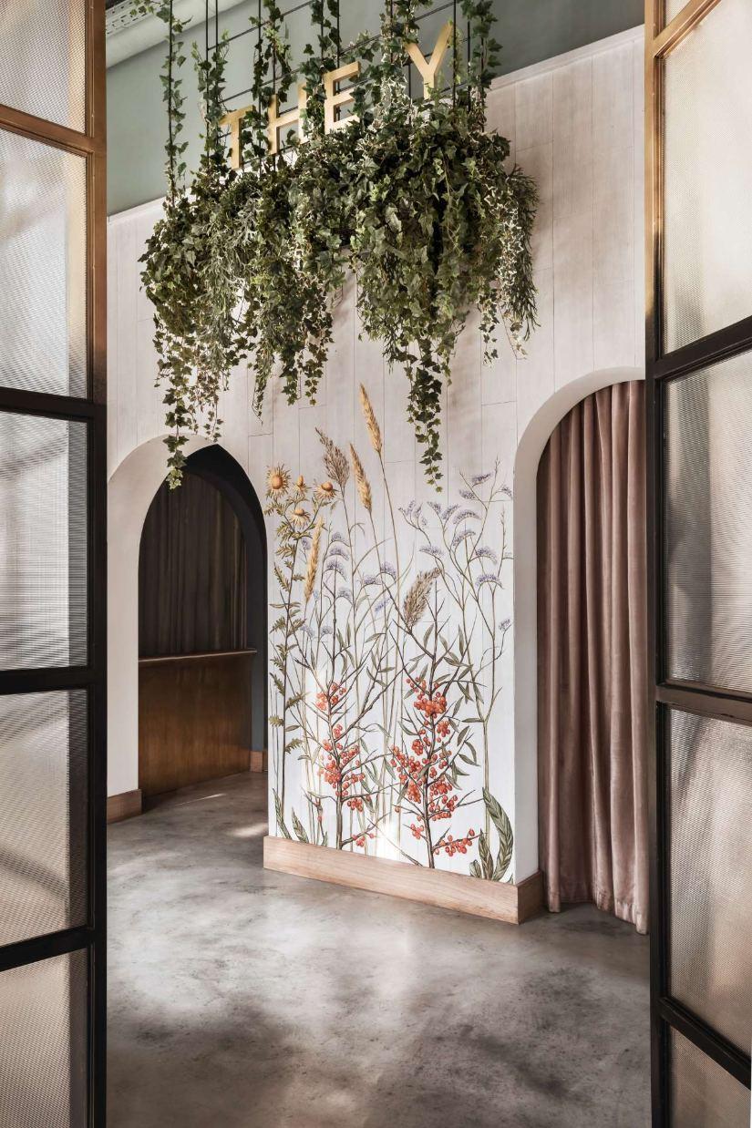 Modern Interior Design Restaurant