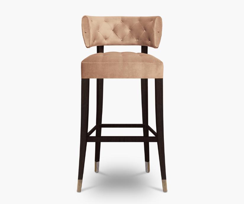 ZULU Bar Chair Brabbu Contract