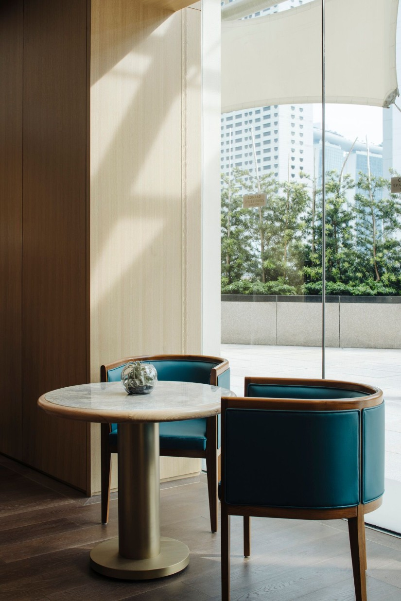BDO Lounge design