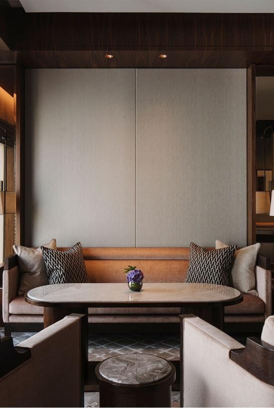 Conrad Hotel Executive Modern Lounge