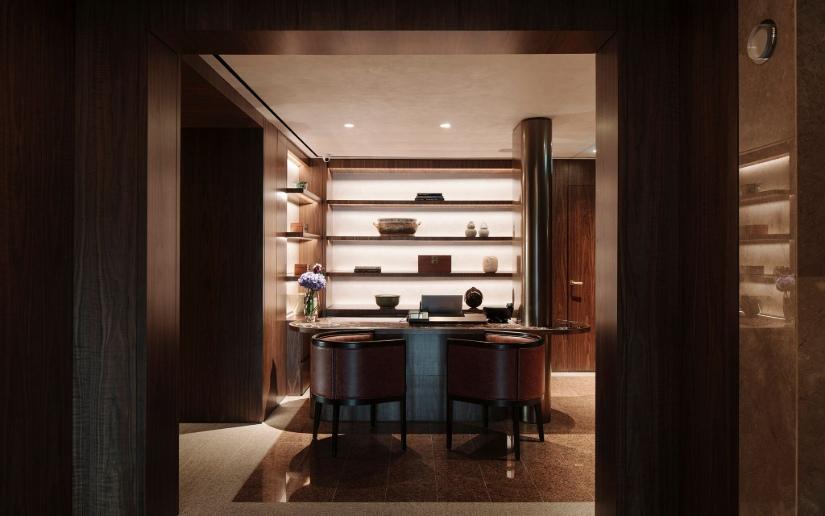 Conrad Singapore Lounge