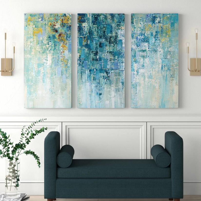 Contemporary interior design decor