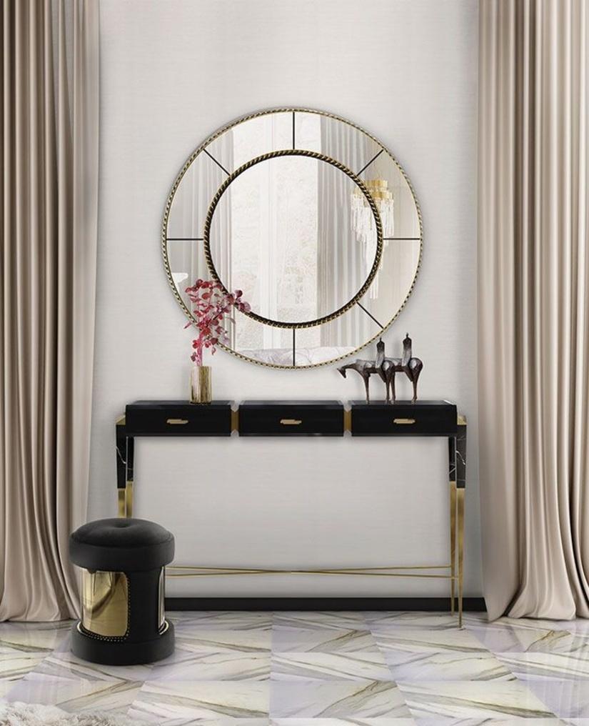 Crown Mirror Luxxu