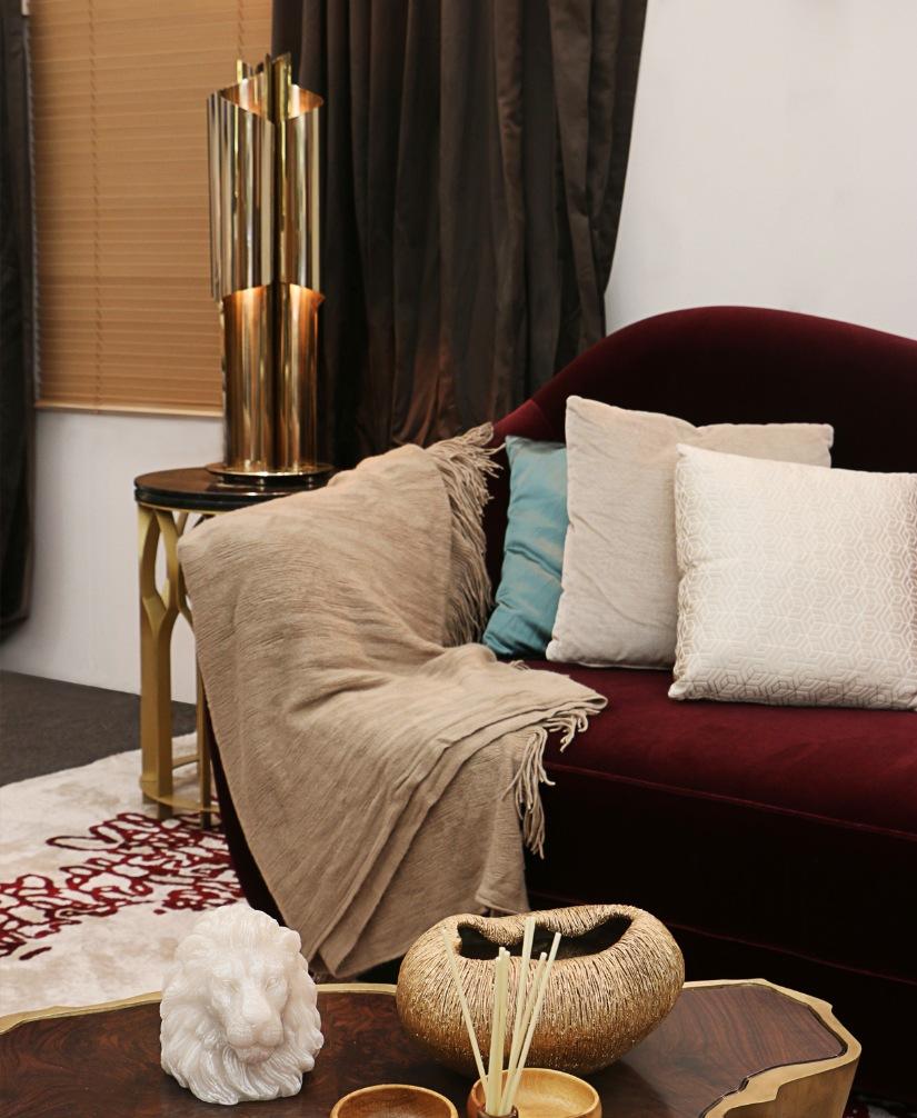 Cyrus Table Lamp Brabbu Contract